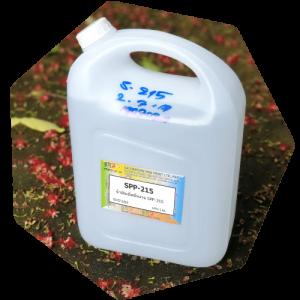 น้ำมันเช็ดชิ้นงานพิมพ์ SPP-215